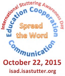 Rahvusvahelisel kogeluse teadlikustamise päeval, 22. oktoobril huvitav infopäev