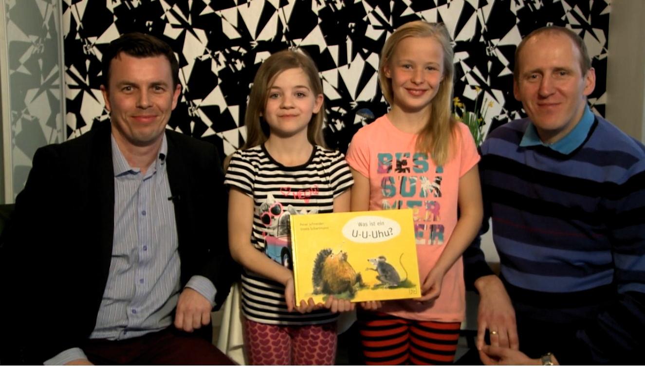 Ilmus esimene eestikeelne lasteraamat kogelusest