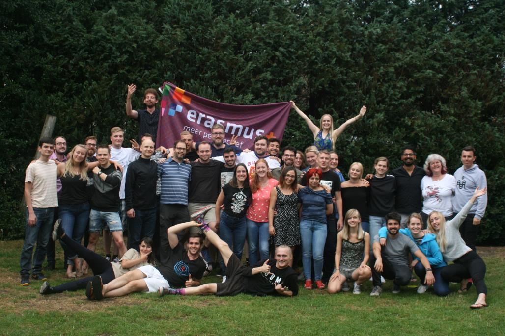 Osale Erasmus+ noortekohtumisel 2020 Hollandis