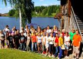Intensiivkõneravi kursus ja kohtumine Soome Kogelejate Ühinguga