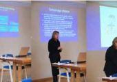Vilma Makauskiene koolitus logopeedidele 2008 5. detsember